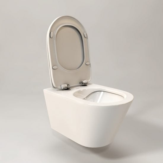 Aiva wall hung WC 2