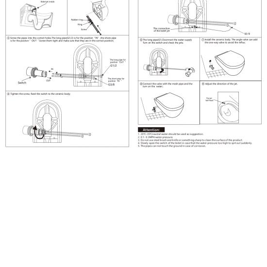 nc2039 bidet manual