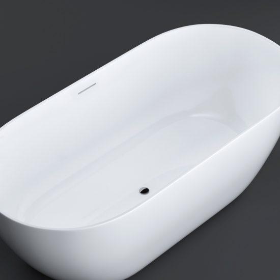 NILO5101 bianco lucido . .