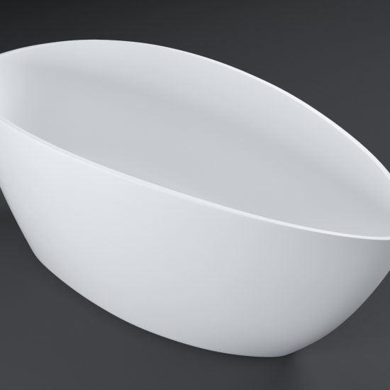 NILO5102 bianco mat. .. 2