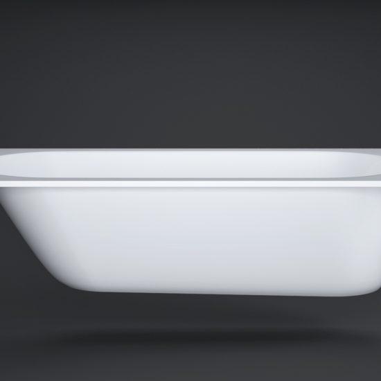 NILO5110 bianco mat 1 1