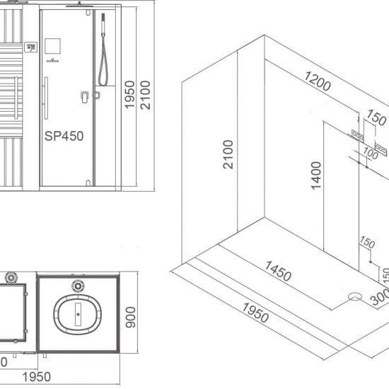 infrakrasnaya sauna ssww s619a 6